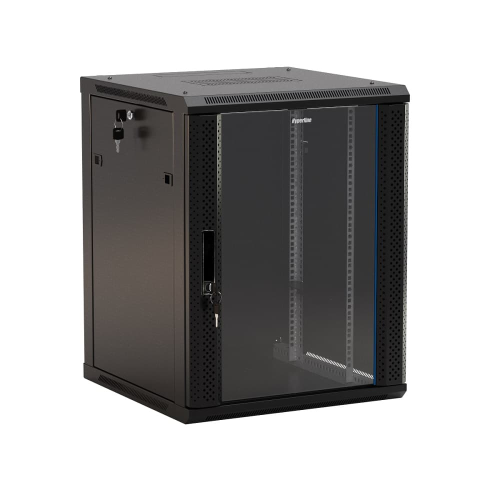 Hyperline TWB-0645-GP-RAL9004